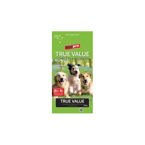 Dogpro True Value Dog Food