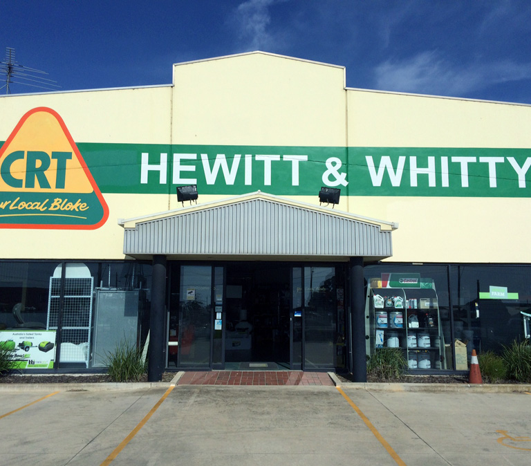 Geelong Hewitt And Whitty