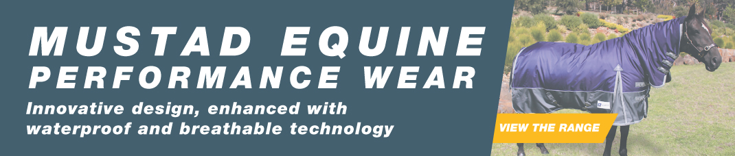 Mustad Equine Performance Wear